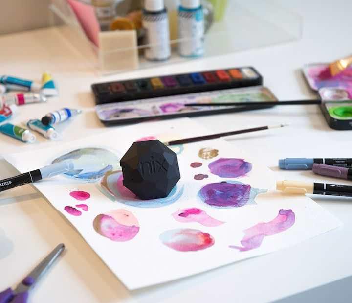 Nix Pro farbsensor kunst