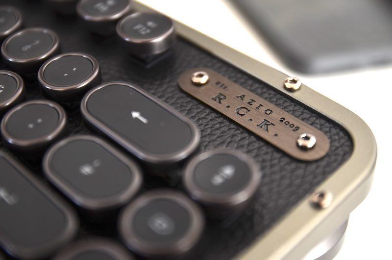 RCK azio tastatur test