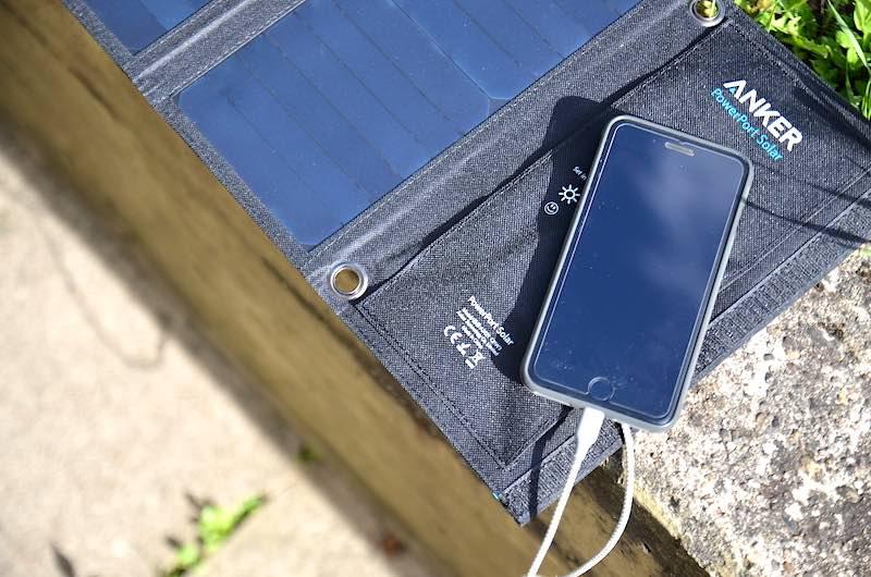 anker powerport solar testbericht