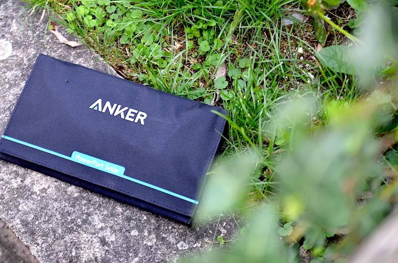 anker solarpanel test