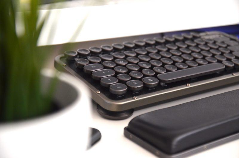azio tastatur test