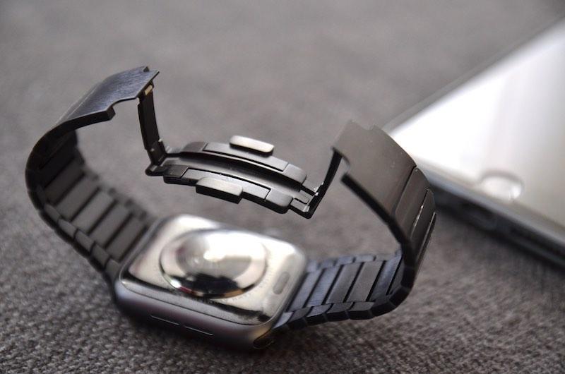gliederarmband apple watch