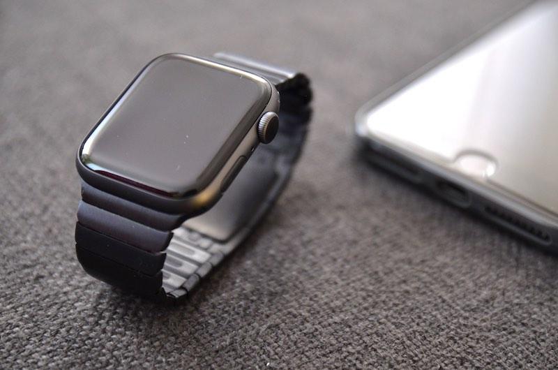 gliederarmband series 4 watch