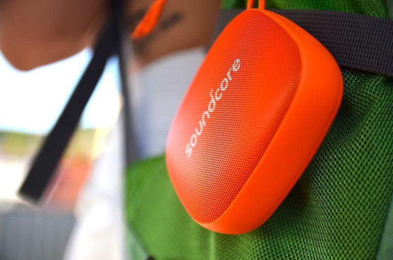 soundcore icon mini rucksack