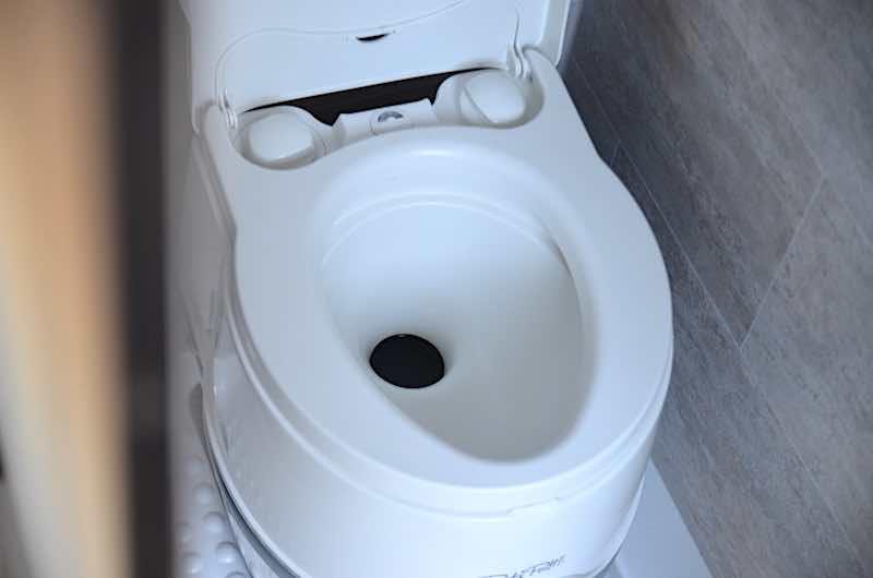 tragbare toilette von thetford