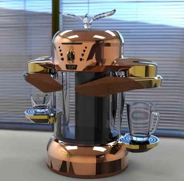 La Fenice copper 600x592