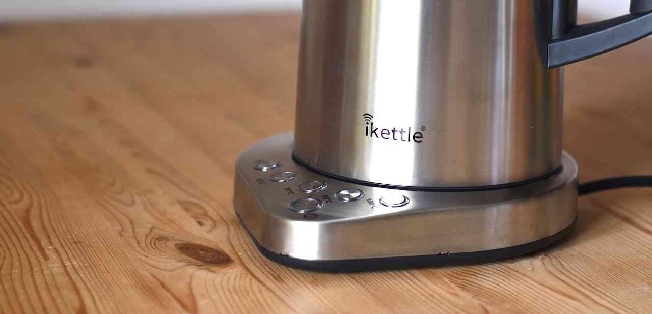 iKettle – der Wifi-Wasserkocher für das smarte Zuhause   Gadget-Rausch