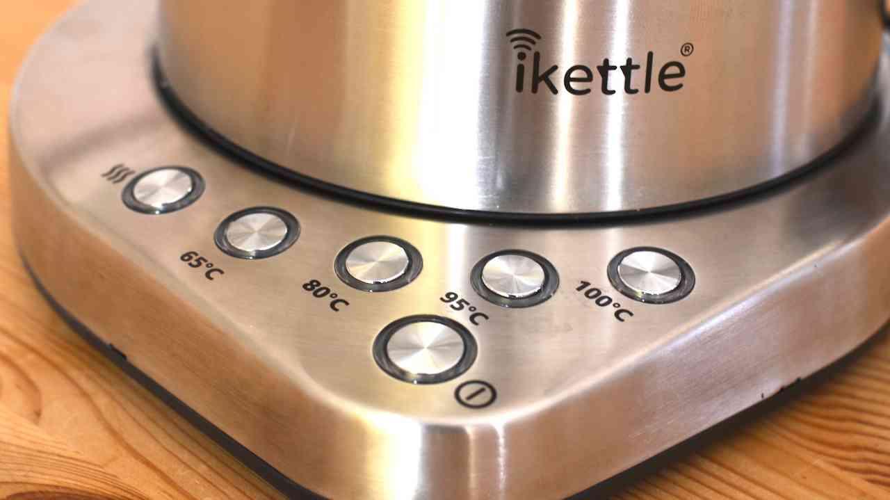 iKettle – der Wifi-Wasserkocher für das smarte Zuhause | Gadget-Rausch
