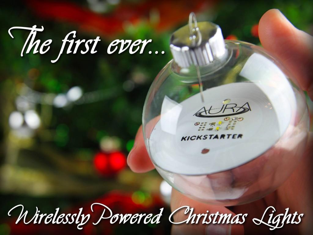 aura weihnachtliche christbaum beleuchtung ohne kabel. Black Bedroom Furniture Sets. Home Design Ideas