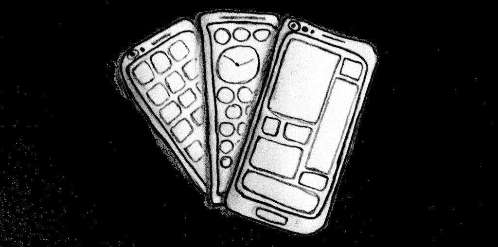 Smartphone gadgets 1024x508