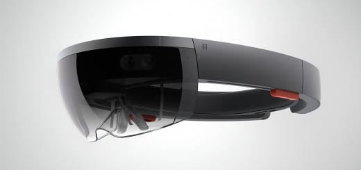 Microsoft HoloLens RGB