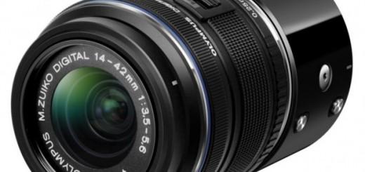 Olympus Air – Ansteckbare Kamera-Linse für euer Smartphone