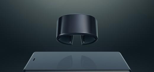 Hub Pocket screen Industrial Design