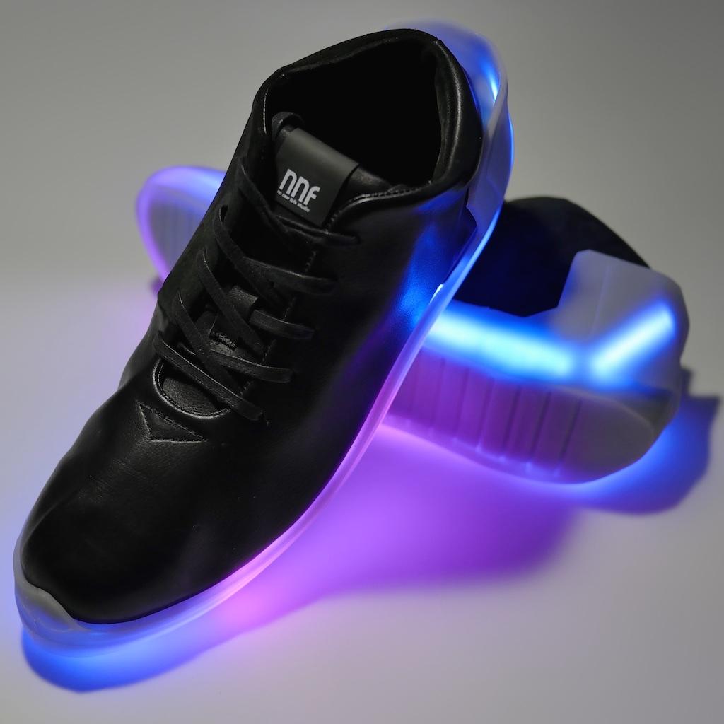 Nike Shoe Sensor App