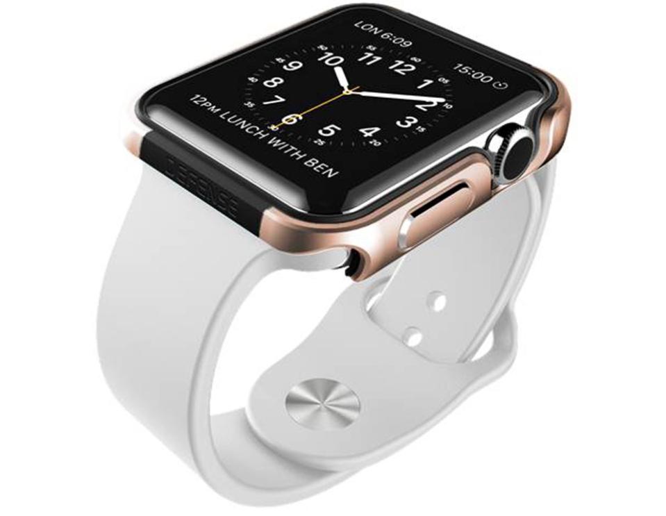 pimp my apple watch bestes zubeh r f r apple 39 s armbanduhr. Black Bedroom Furniture Sets. Home Design Ideas