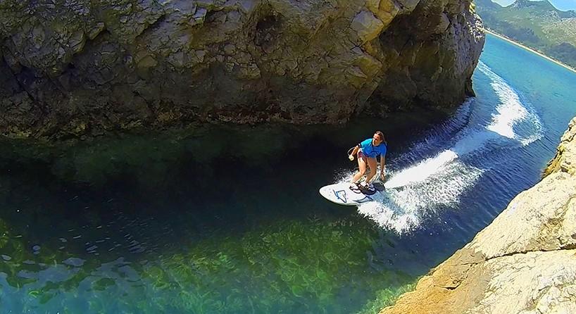 Carver – Das Surfbrett mit Elektromotor