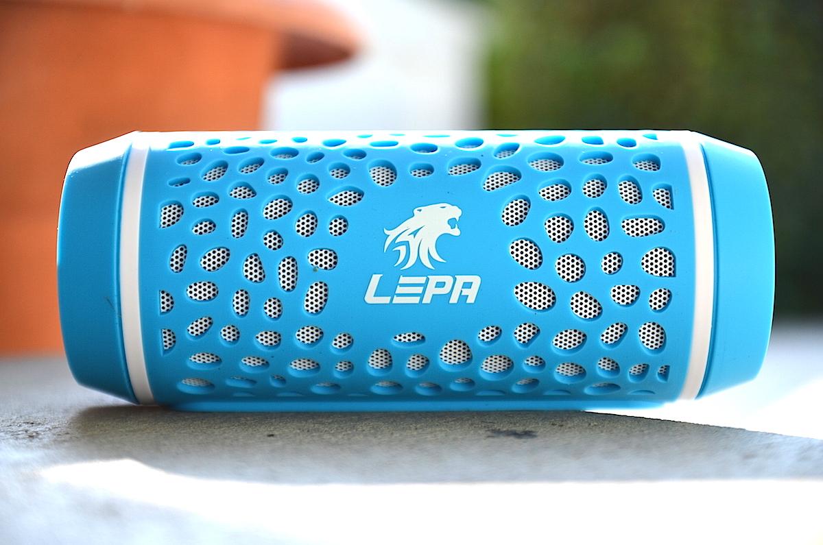 lepa bts02 im test bluetooth speaker mit 360 grad sound. Black Bedroom Furniture Sets. Home Design Ideas