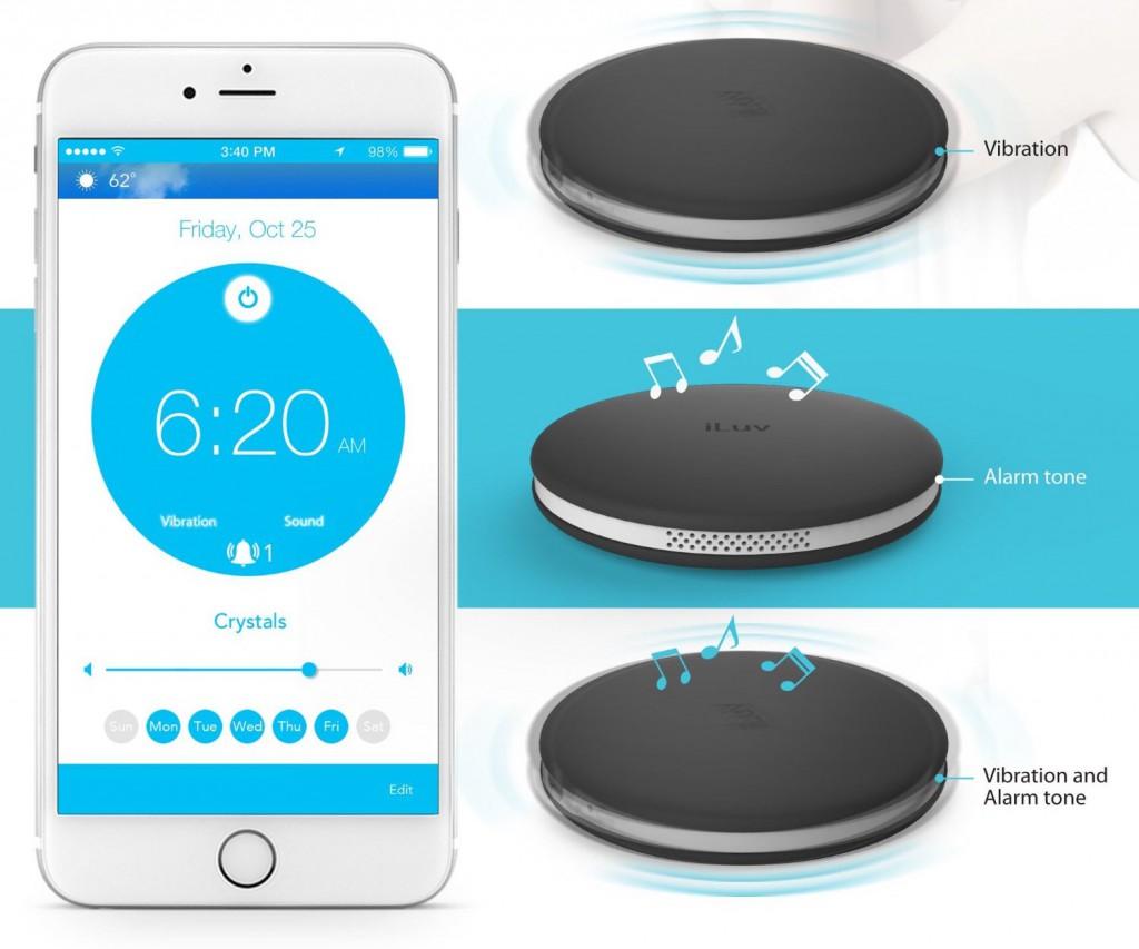 smartshaker vibration