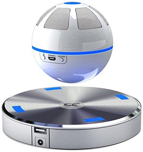 bluetooth speaker fliegen schweben