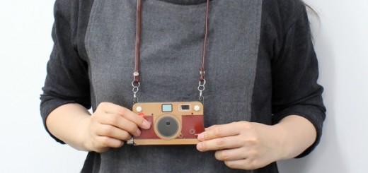 kamera papierkamera
