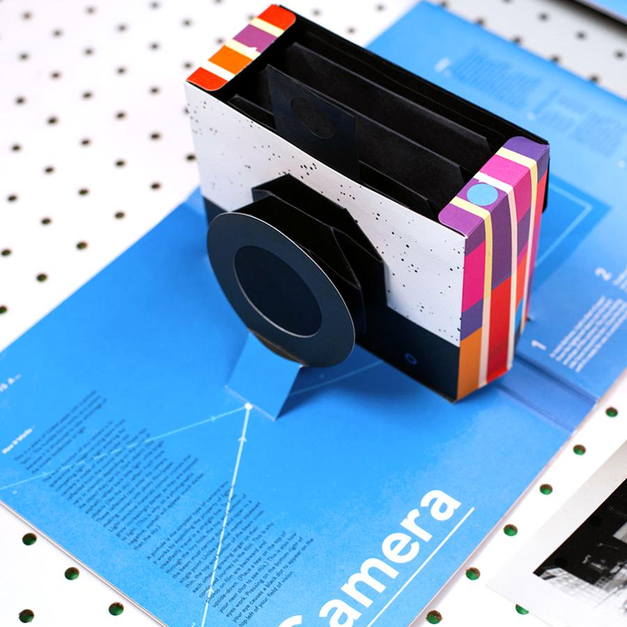 dieses buch ist eine kamera
