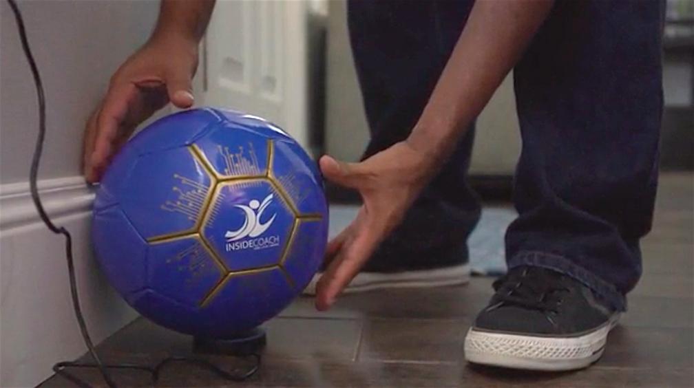 fußball mit smartphone koppeln