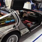 DeLorean von außen