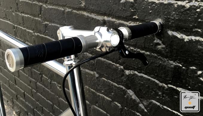 licht im fahrradlenker
