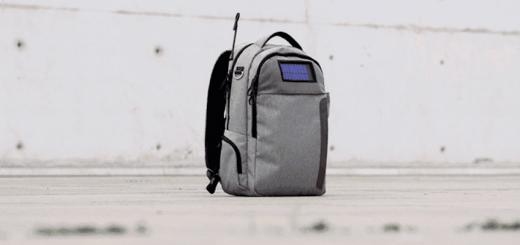 lifeback rucksack solar