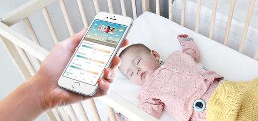 tracker säugling gesundheit