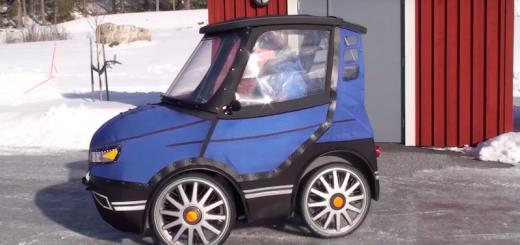 elektrofahrrad als auto podride