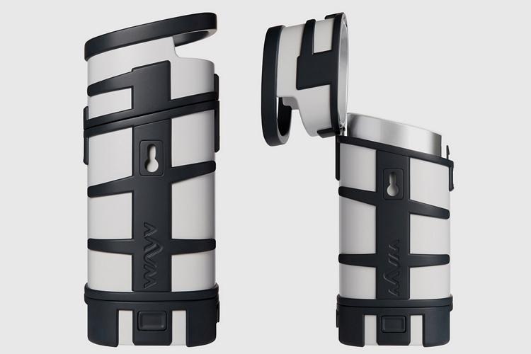 camping mit wayv mikrowelle so gro wie eine flasche. Black Bedroom Furniture Sets. Home Design Ideas