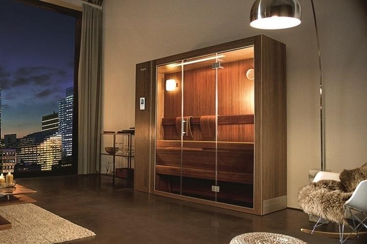 Klafs S1 Ausfahrbare Sauna Passt In Jedes Zimmer