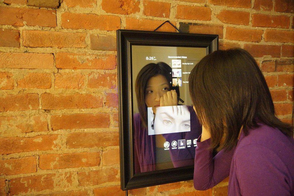 Perseus smarter spiegel zeigt nachrichten und infos an for Spiegel zeitung