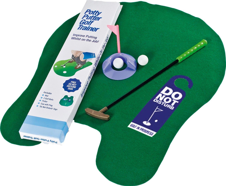 Abfluss fee und wc golf smarte gadgets f r dein bad for Mini boden gutschein
