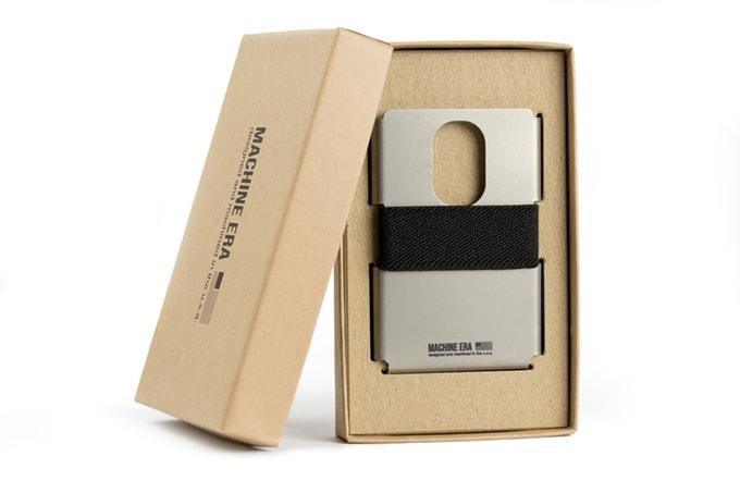 Machine Era Ti5 Slim Wallet