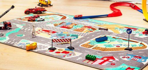 Teppino Spielteppich Kinderteppich Titelbild