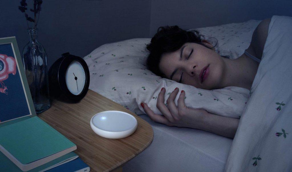Dodow: Schlaf-Gadget lässt dich schneller einschlafen