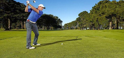 golf gadget im einsatz