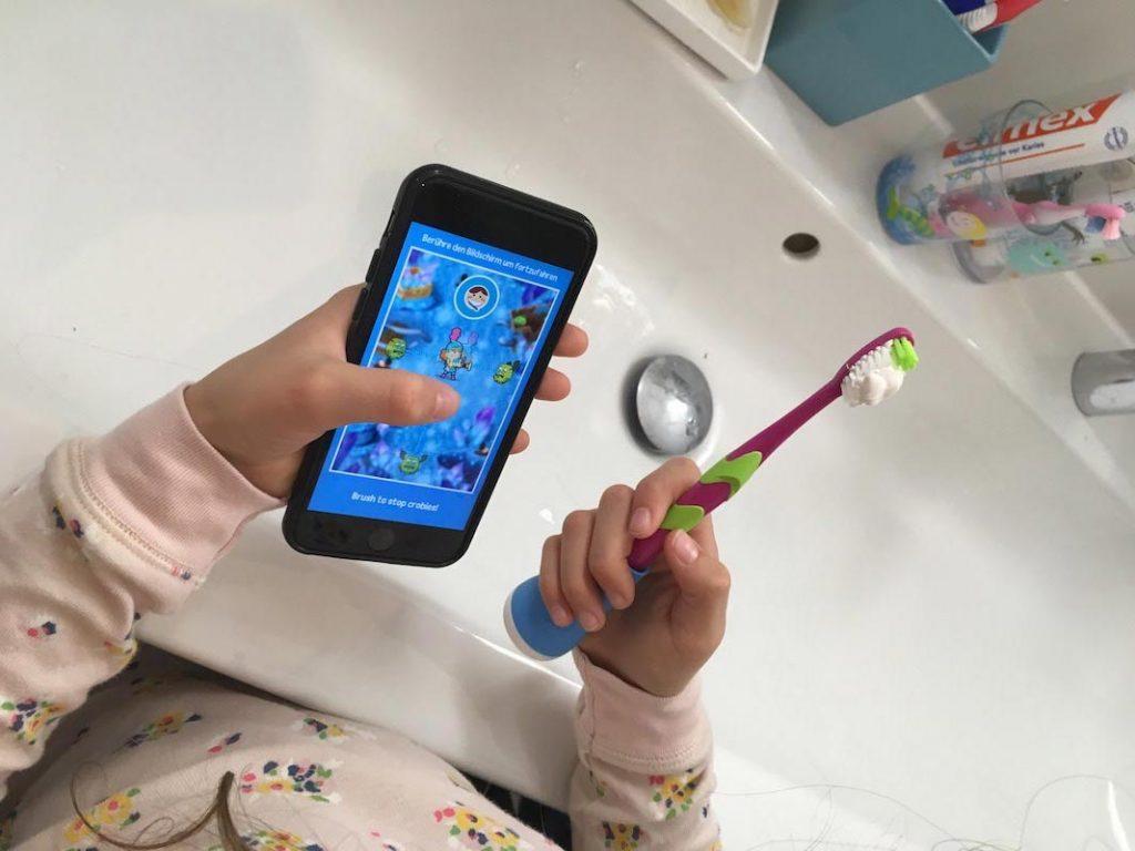 playbrush aufsatz zahnbürste kinder