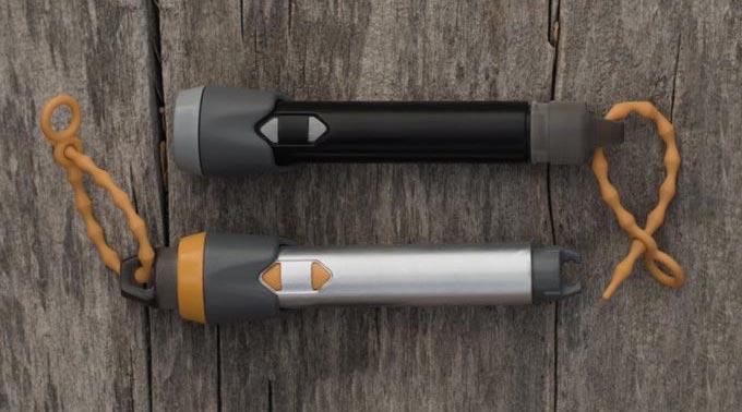 sparkr ist taschenlampe und plasma feuerzeug in einem. Black Bedroom Furniture Sets. Home Design Ideas