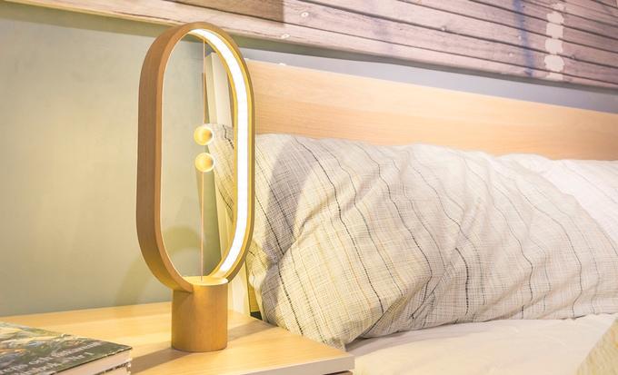 Heng Led Lampe Mit Einzigartigem Design Und Handling