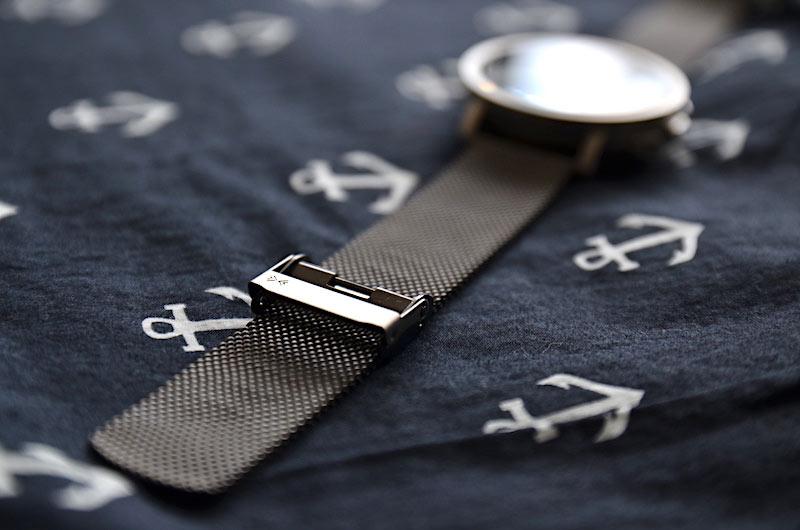 Skagen armband milanaise