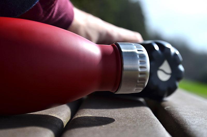 thermosflasche verschluss