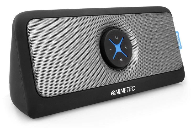 xoomia das mobile 30 watt soundsystem von ninetec. Black Bedroom Furniture Sets. Home Design Ideas