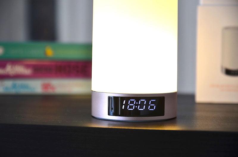 lautsprecher led lampe