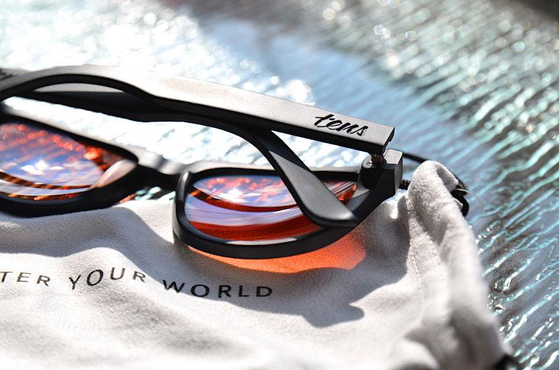 sonnenbrille tens lens
