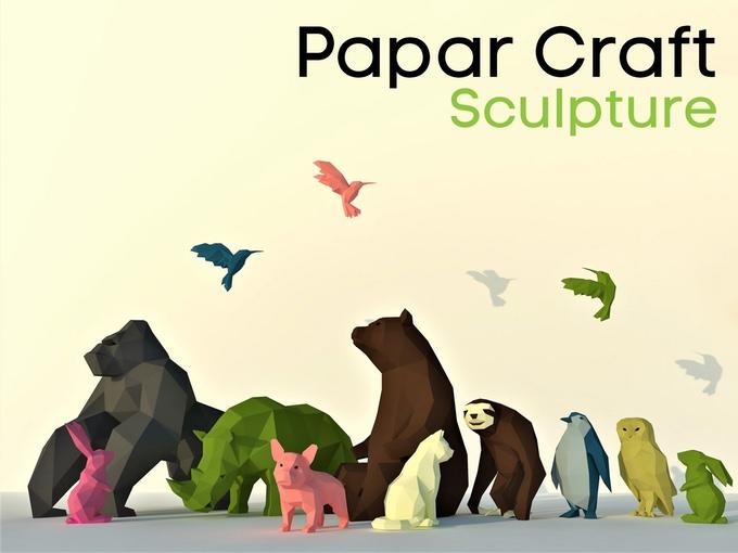DIY Papercrafts 3