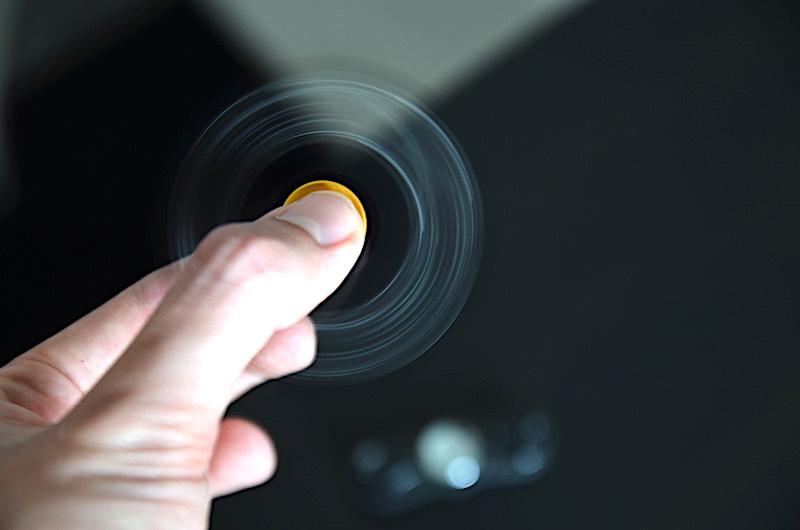 mokey hand spinner 2