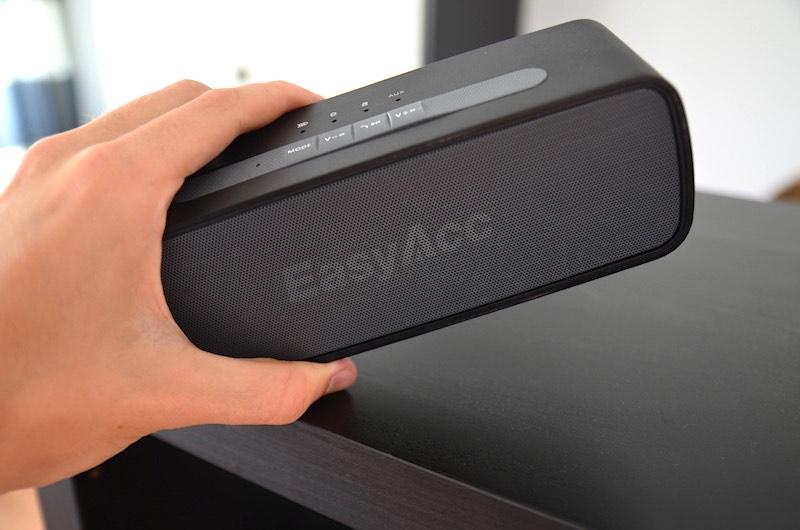 easyacc soundx im test der mobile dauerl ufer lautsprecher gadget rausch. Black Bedroom Furniture Sets. Home Design Ideas